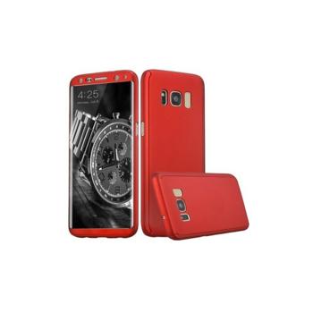 Husa Samsung Galaxy S8 Plus Flippy Full Cover 360 Rosu