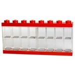 Cutie rosie pentru 16 minifigurine LEGO (40660001)
