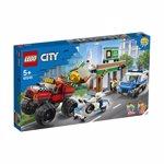 LEGO City Police - Camionul gigant de politie si atacul armat 60245