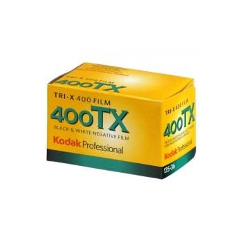 Kodak Professional TRI-X 400TX - film alb-negru negativ ingust (ISO 400, 135-36)