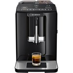Espressor automat BOSCH TIS30129RW, 1.4l, 1300W, 15 bar, negru