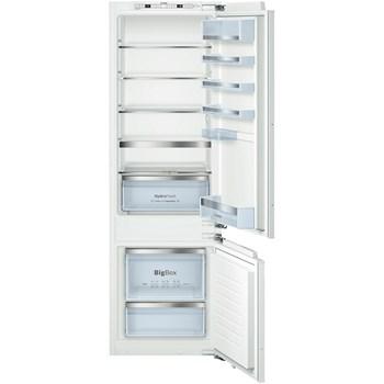 Bosch Combina frigorifica incorporabila LowFrost KIS87AF30, 270 l, clasa A++