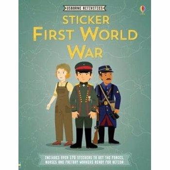 Sticker First World War, Paperback - Struan Reid