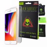 Folie Alien Surface HD, Apple iPhone 8 Plus, protectie spate, laterale + Alien Fiber cadou