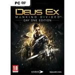 Joc PC Square Enix Deus Ex Mankind Divided Steelbook Edition