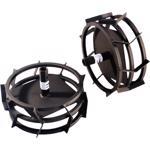 Omac Roti metalice cu manicot motocultor 750-1000 - PREMIUM