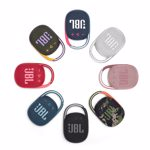 Boxa portabila JBL Clip 4, Bluetooth, Waterproof, negru