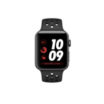 Apple Watch Series 3 Cellular 42mm MTH22MP/A Black Sport Band space grey
