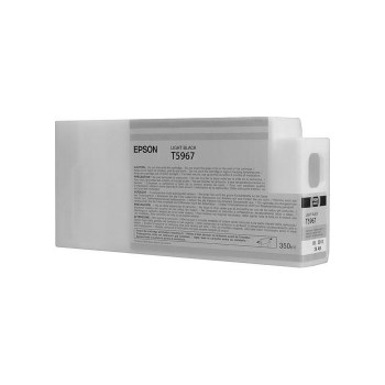 Epson T5967 LIGHT BLACK UltraChrome HDR 350 ml - Cartus pentru Epson Stylus PRO 7900