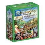 Expansiune Carcassonne: Poduri, cetati si bazaruri