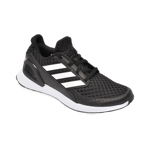 Pantofi sport ADIDAS negri, Rapidarun J, din material textil