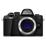 Aparat foto Mirrorless Olympus E-M10 Mark II Negru v207050be000
