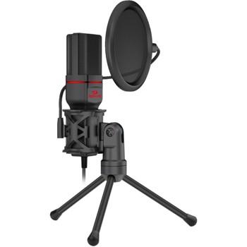 Microfon Redragon Seyfert cu stand Negru gm100-bk