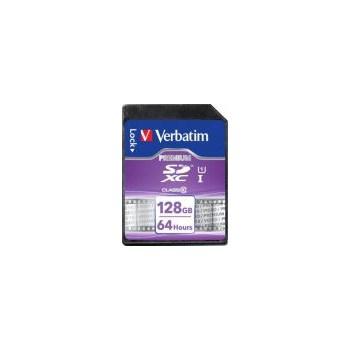 Card memorie Verbatim SDXC 128GB Clasa 10