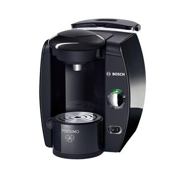 Espressor automat Bosch Tassimo TAS4012EE, 1300 W, 2 L, 3.3 bar, Negru