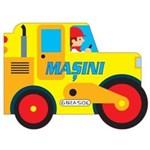 Vehicule cu motor: Masini, editura Girasol