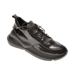 Pantofi sport FLAVIA PASSINI negri, 471591, din piele naturala lacuita