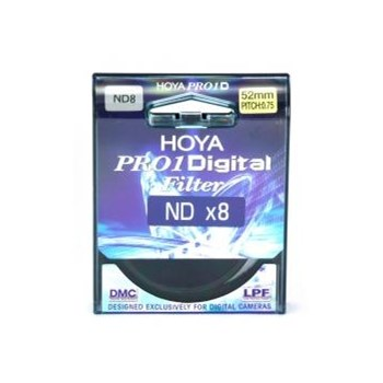 Filtru Hoya ND8 Pro1 Digital 52mm
