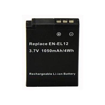 Power3000 PL612B.734 - acumulator tip Nikon EN-EL12, 1050mAh