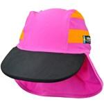 Sapca Sport Pink 4-8 ani Protectie UV