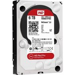 Hard disk WD Red Pro 6TB SATA-III 7200RPM 128MB