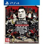 Joc consola Square Enix Sleeping Dogs Definitive Limited Edition PS4