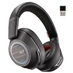 Casti Bluetooth Plantronics Voyager 8200 UC Negre plb00108