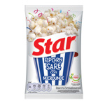 Popcorn Star pentru microunde cu sare 80g