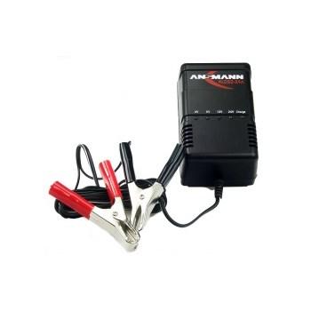 Incarcator Universal Ansmann ALCS2-24A pentru acumulatori de Plumb 2V/0,9A, 6V/0,7A, 12V/0,6A, 24V/0,3A