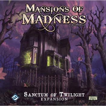 Mansions of Madness (ediţia a doua) – Sanctum of Twilight