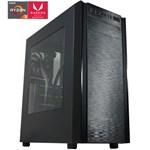 PC Gaming Corvus 2, AMD Ryzen 5 3400G 3.7GHz, 8GB DDR4, 1TB HDD, AMD Radeon™ Vega 11