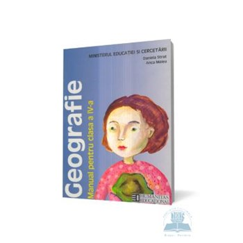 Manual geografie clasa 4 - Daniela Strat, Anca Malea