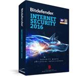 Licenta Bitdefender Internet Security 2016 2 ani, 1 utilizator