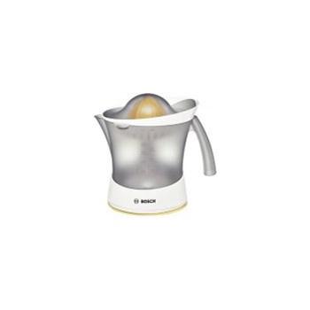Storcator citrice BOSCH MCP3500, 0.8l, 25W, 1 treapta putere, alb - gri inchis