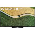 Televizor OLED LG OLED65B9SLA, 165 cm, 4K, Smart TV, Wi-Fi, Bluetooth, CI+, AI Smart, Procesor α7 (a doua generatie), Clasa energetica A, Negru