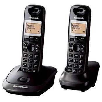 Telefon Panasonic Dect KX-TG2512 Black kx-tg2512fxt