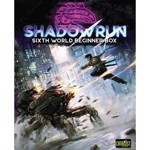 Joc Shadowrun Roleplaying Game Beginners Box Set Editia a Sasea