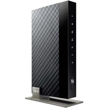Router Wireless Asus DSL-N66U, N900 450 + 450 Mbps, 4 x RJ45 10/100 Mbps, USB, Black