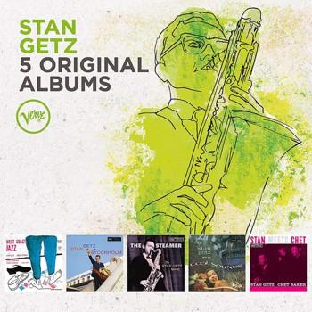 5 Original Albums (Box Set)