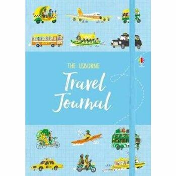 Usborne Travel Journal, Hardcover