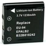 Acumulator Power3000 tip SLB-1237 pentru Samsung 1230mAh 100872