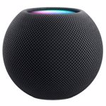 Boxa Inteligenta HomePod Mini, Siri, Control Vocal, Microfon, Sunet 360, Bluetooth, HomeKit, Negru
