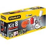 Set 8 piese Stanley accesorii compresor 9045671stn