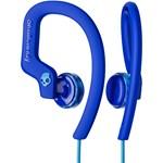 Casti sport Skullcandy Chops Bud, microfon, albastru royal/albastru