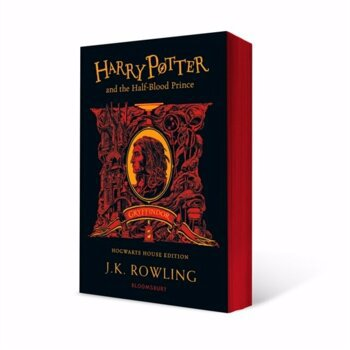 Harry Potter and the Half-Blood Prince - Gryffindor Edition, Paperback