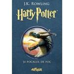 Harry Potter si Pocalul de Foc - J.K. Rowling, editura Grupul Editorial Art