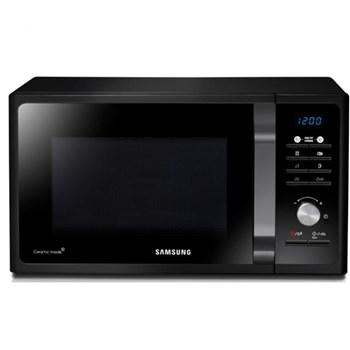 Cuptor cu microunde Samsung MS23F301TAK, 23 l, 800 W, Digital, Negru