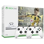 Consolă Xbox One S 1TB FIFA 17