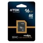 Card de memorie TDK SDHC, 16 GB, Clasa 10