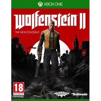 Joc Wolfenstein 2 The New Colossus pentru Xbox One